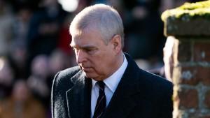 FBI will Prinz Andrew befragen