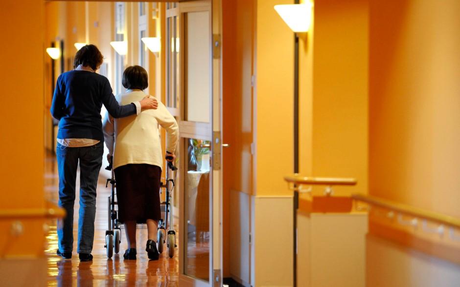 gespräche im hospiz: lebensberichte der todgeweihten - feuilleton