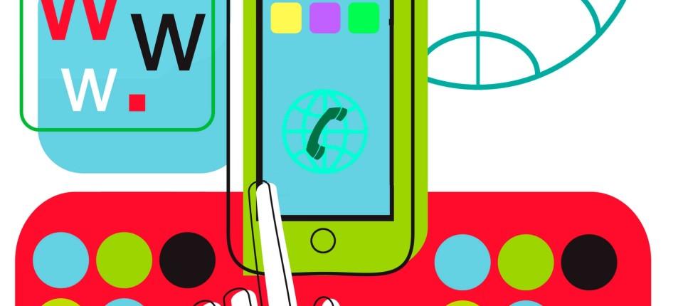 Internet Telefonie Eine Schlaue Nummer Digital Faz