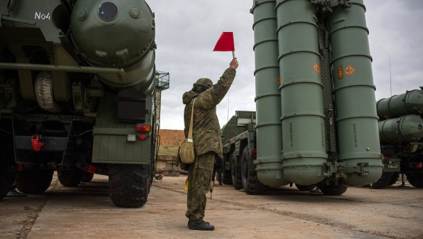 Die Türkei träumt den Waffentraum