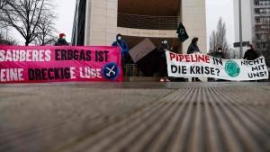 """Reines """"Greenwashing"""" für Nord Stream 2?"""