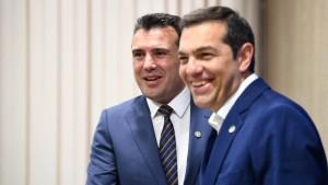 """""""Ein historischer Moment für den Balkan"""""""