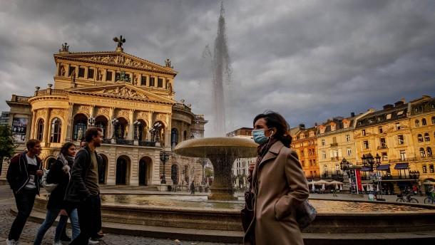 Frankfurt überschreitet kritischen Wert bei Neuinfektionen