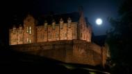 Spurensuche in Edinburgh