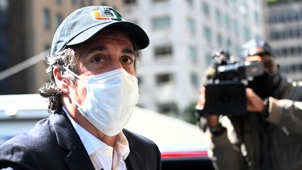 Michael Cohen wird wieder aus dem Gefängnis entlassen