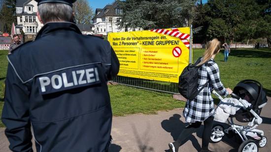 Saarland muss Beschränkungen lockern