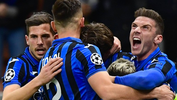 Bergamo überrascht auch gegen Valencia