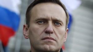 Russland soll Nawalnyj Entschädigung zahlen