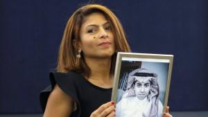 Schwester von inhaftiertem Blogger Badawi festgenommen