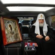 Patriarch Kirill hat eine theologische Begründung dafür gefunden, dass die Menschen nicht in die Kirchen strömen sollen.