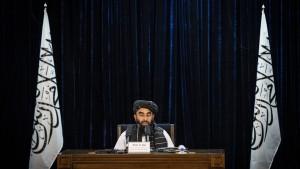 Das Mediengesetz der Taliban