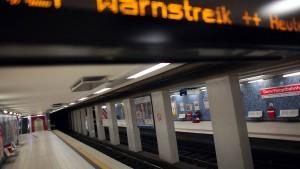 Warnstreiks sorgen für Stillstand in NRW