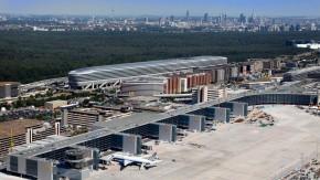 Neuer Flugsteig A-Plus am Frankfurter Flughafen