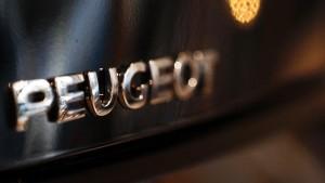 Peugeot macht Rekordverlust