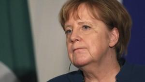 Merkel trauert um ihre Mutter