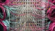 Angst, dass jemand den Stecker zieht: Großrechner wie diesen gibt es in Deutschland – große Cloud-Anbieter nicht.