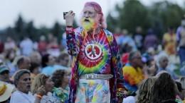 Althippies feiern Revival zum 50. Jubiläum