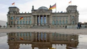 Bundestag soll neues Computer-Netzwerk benötigen
