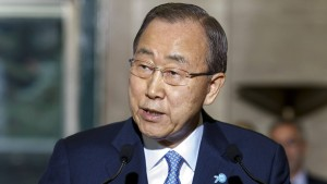 Ban plant historischen Besuch in Nordkorea