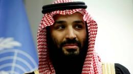CIA: Kronprinz hat wahrscheinlich Khashoggi-Mord angeordnet