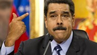 Venezuelas Parlament widersetzt sich Präsident Maduro