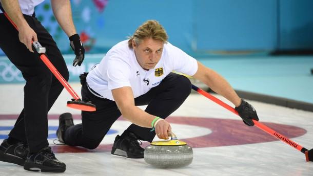 Curling wird gestrichen
