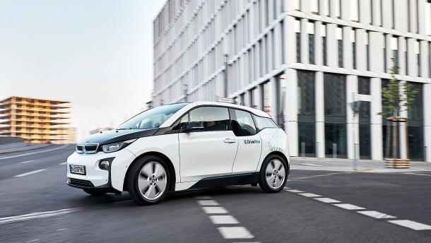 2,5 Millionen Menschen in Deutschland nutzen Carsharing