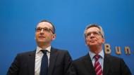 Minister stellen Entwurf für Anti-Doping-Gesetz vor