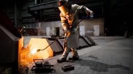 Trumps Stahlzölle treffen Amerikaner hart