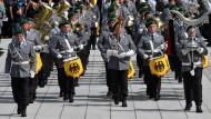 Feierliches Rekrutengelöbnis und Gedenken an den Widerstand gegen das NS-Regime