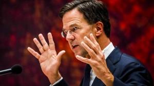 Der ungewöhnliche Kampf von Hollands Regierungschef für höhere Löhne