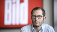 Der Fall Julian Reichelt: Springer verschickte Drohschreiben