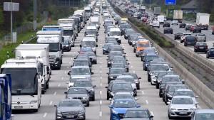 Streit um Hessens Autobahnen