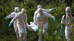 Kann man Ebola noch eindämmen?