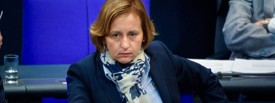 """""""Wir schaffen das"""", twitterte Beatrix von Storch (AfD) am Samstag unmittelbar nach der Amokfahrt von Münster und löste damit Empörung aus"""