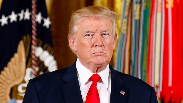Jetzt will Trump noch mehr Trump sein
