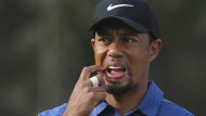 Golf-Legende Tiger Woods festgenommen