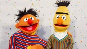 """""""Ernie und Bert sind schwul"""""""
