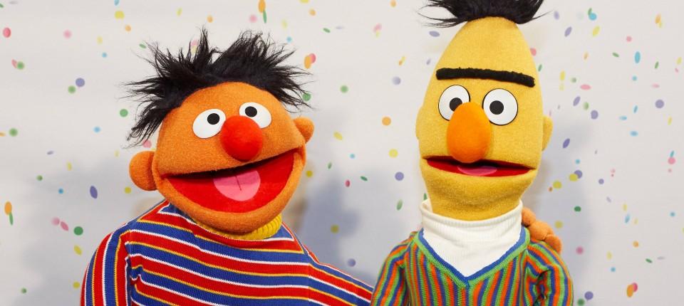 945b58dd55 Sesamstraße-Autor bestätigt: Ernie und Bert sind schwul