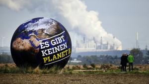 CDU in NRW verliert, Grüne legen zu