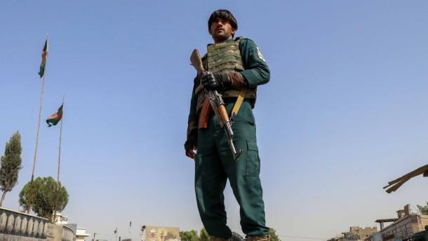 Die Mär von der feigen afghanischen Armee