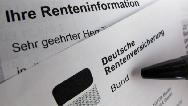 Steinbrück mahnt realistisches SPD-Rentenkonzept an