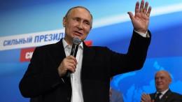 Putin will Rüstungsausgaben kürzen