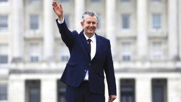 Nordirische Unionisten wählen Hardliner Poots zum Parteichef
