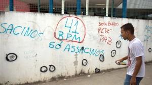 Rios Bürgermeister plant kugelsichere Schulen