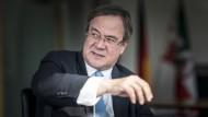 Der nordrhein-westfälische Ministerpräsident Armin Laschet (CDU) in Berlin