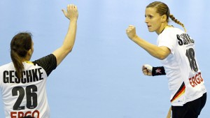 Handball-Frauen erreichen WM-Viertelfinale