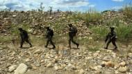Militär tötet Guerilla-Boss Megateo