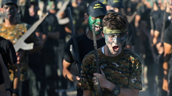 Erklärtes Ziel: Israel zerstören