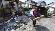 Wenn der Negativzins die Erdbebenhilfe finanziert